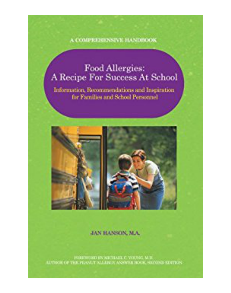 Food Allergies. A recipe for success at school