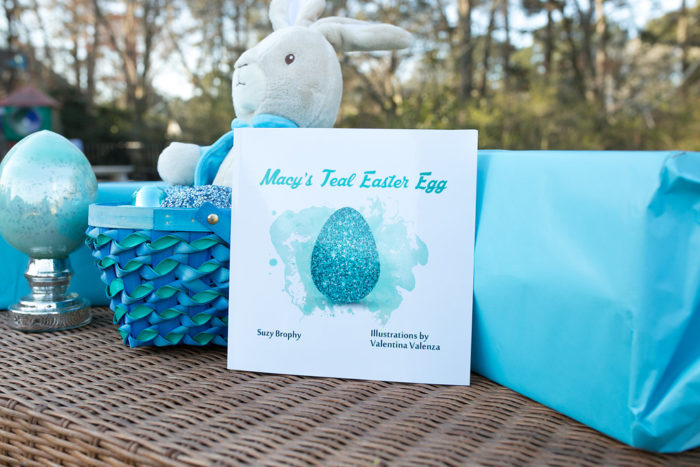 Macy's Teal Easter