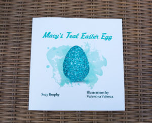 Macy's Teal Easter Egg cover