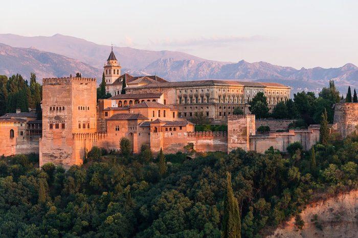 Photo by xx Moorish Palace in La Alhambra