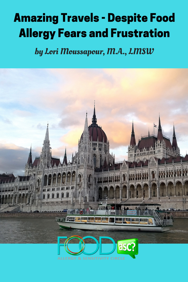 Hesitant to travel with food allergies? In this blog post, find inspiration and practical strategies to travel far and wide, despite a food allergy. Read about a journey to Central and Western Europe to learn tips and a \