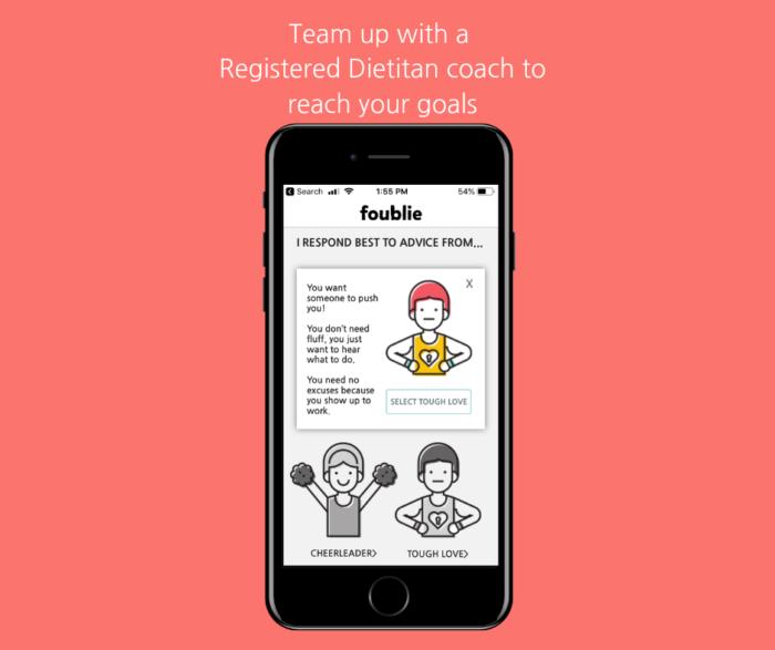 Foublie app